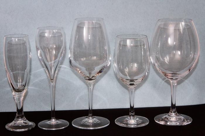 Про бокалы Вино, Культура пития, Бокалы, Игристое вино, Красное вино, Белое вино, Длиннопост