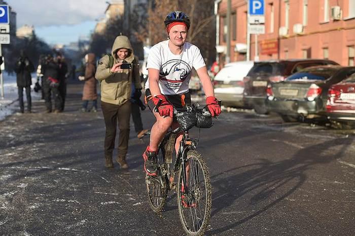 Четвёртый Зимний велопарад в Москве не состоится Велопарад, Велосипед, Москва, Велодорожка