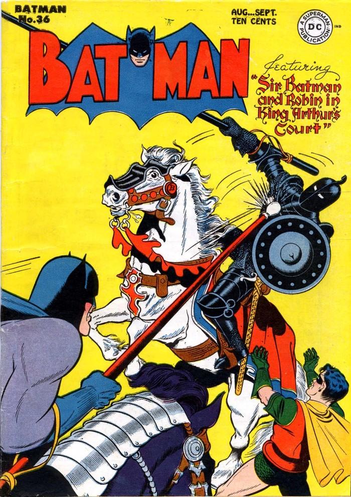 Погружаемся в комиксы: Batman #36-45 Супергерои, DC Comics, Бэтмен, Комиксы-Канон, Длиннопост