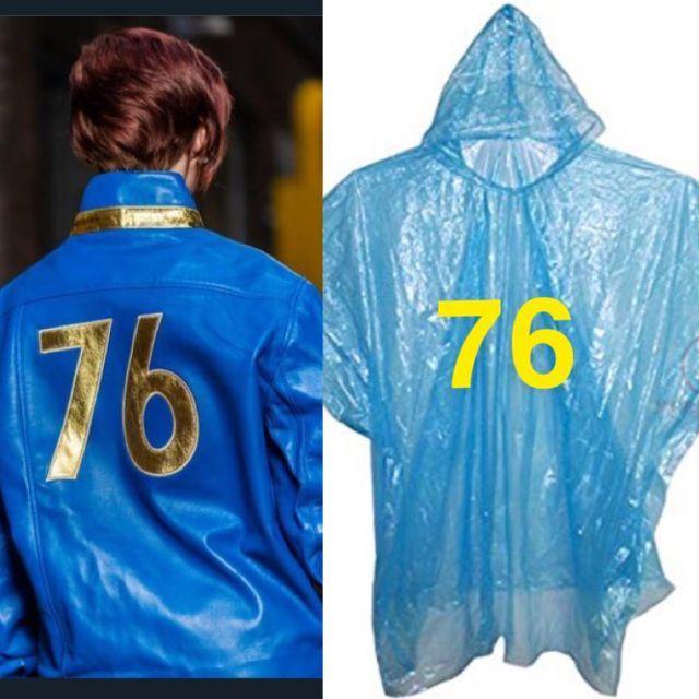 Тут должен быть подвох! Пользователи высмеяли анонс кожаной куртки в стилистике Fallout 76 Fallout 76, Кожанная куртка, Bethesda, Twitter, Длиннопост