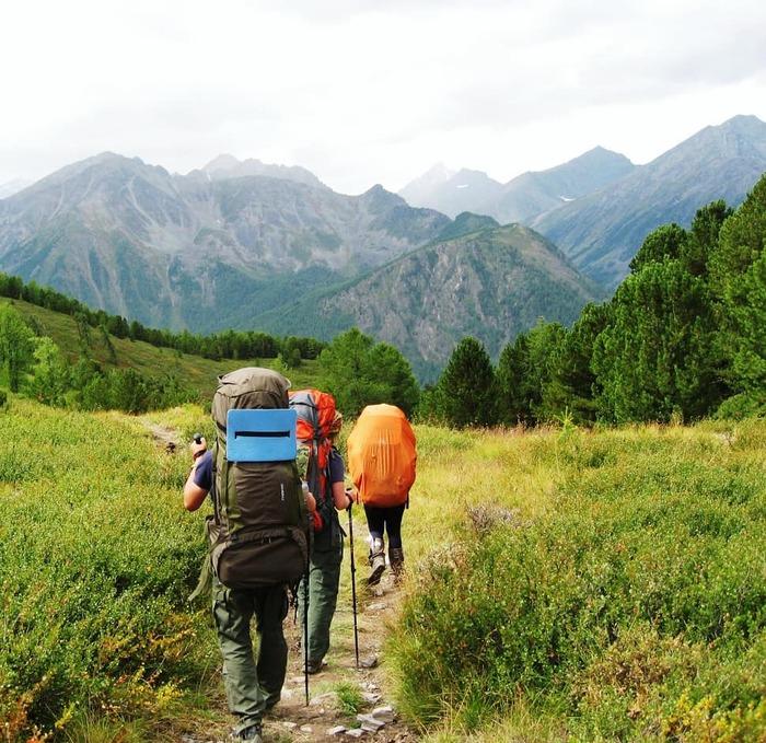 Счастье не за горами, счастье в горах. Туризм, Алтай, Фотография, Стишки-Пирожки
