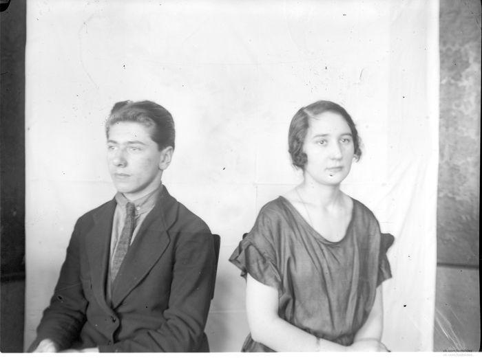 Фотографии из 30-х История в фотографиях, СССР, 1930-е, Старое фото, Lostslides, Длиннопост