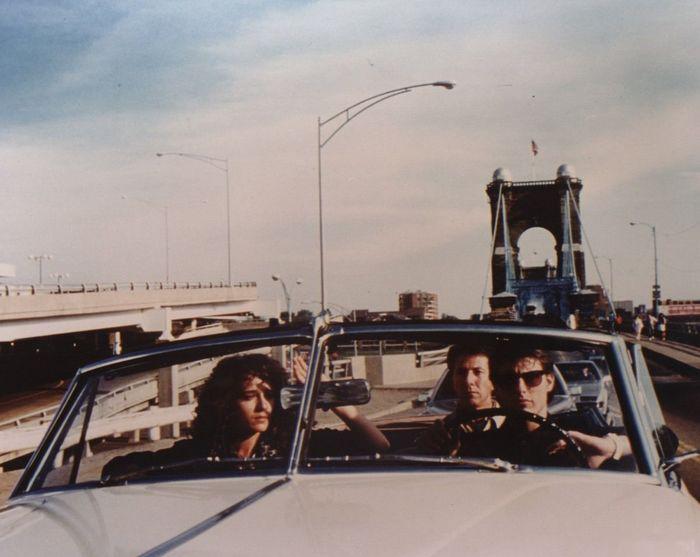 Фотографии со съёмок и интересные факты к фильмуЧеловек дождя 1988 год Барри Левинсон, Дастин Хоффман, Том Круз, Человек Дождя, Знаменитости, Фото со съемок, Vhs, Длиннопост