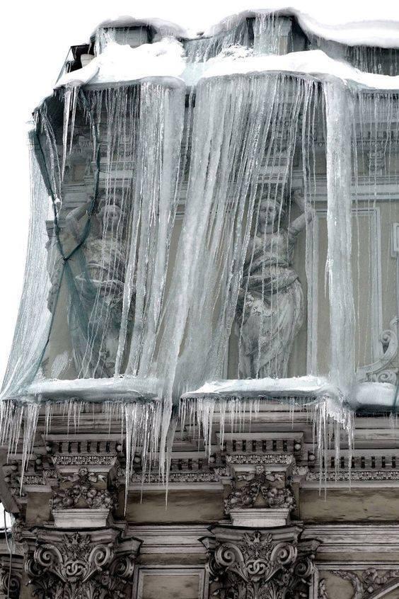 Ледяная вуаль