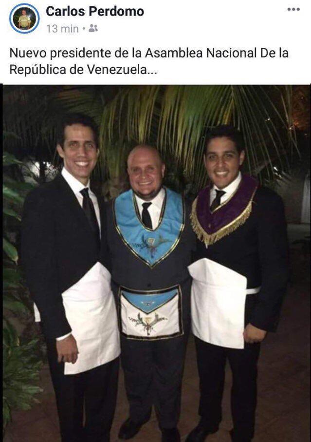 Масоны рвутся к власти! (возможно рептилоиды тоже но это неточно) США, Масоны, Длиннопост, Политика, Венесуэла