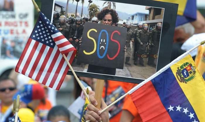 Wall Street Journal: план по свержению Мадуро разработан администрацией США Венесуэла, Переворот, США, Нефть, Майдан, Политика