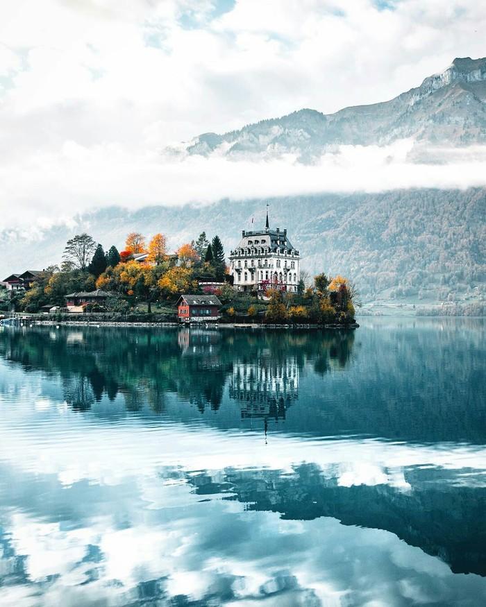 Изельтвальд, Швейцария