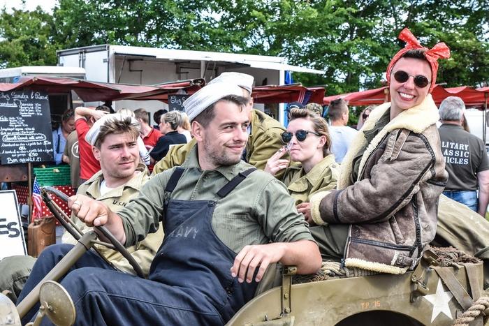 День Д. Фестиваль в Нормандии (D-Day. Festival Normandy) 2 часть Dday, Нормандия, День высадки десанта, Историческая реконструкция, Исторический костюм, Военная техника, Видео, Длиннопост