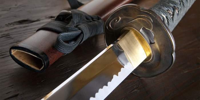 Катаны были супероружием, превосходившим мечи других стран ? Катана, Япония, Правда, Длиннопост