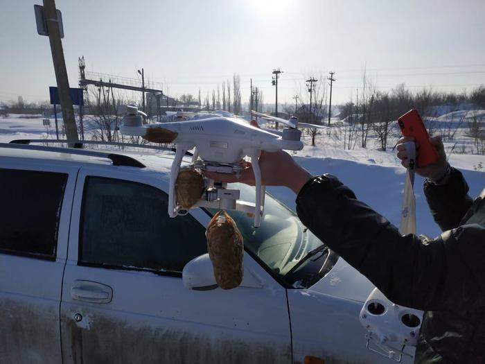 Коптеры летят над нашей зоной Воронеж, Телефон, Тюрьма, Длиннопост