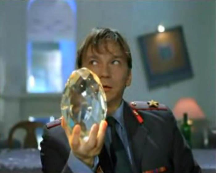 В Якутии добыли крупнейший алмаз (где-то это уже было ;) ). Алмаз, Ширли-Мырли