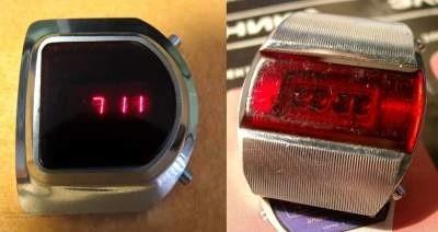 Первые советские электронные часы Электроника, Технологии, Часы, СССР, Гаджеты, Удивительное