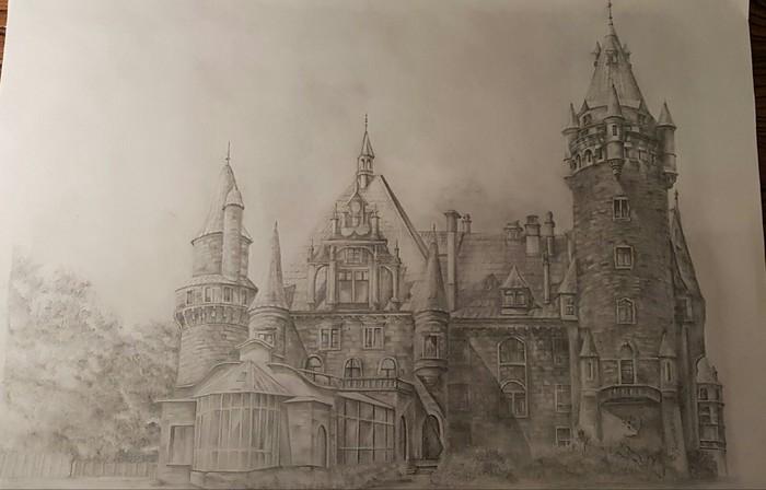 Мошненский замок