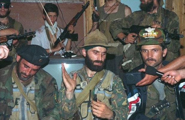 Кровь и пыль. Очерки второй чеченской. Первая часть. Длиннопост, Война, Чечня
