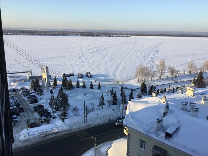 Село Рождествено Самара, Рождествено, Переправа, История, Длиннопост