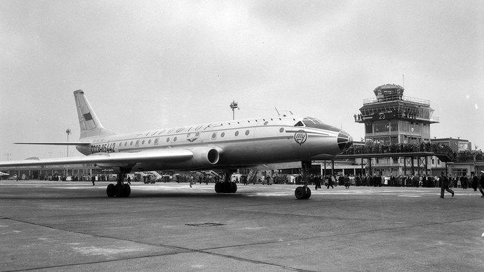 Крушение гордости. Как погиб первый советский реактивный лайнер Ту-104, Реактивный самолет, Катастрофа, СССР, Длиннопост