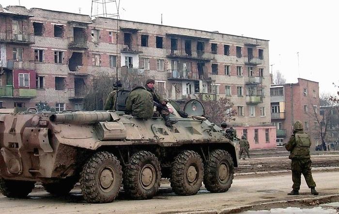 Пыль и кровь. Хроники Второй Чеченской Войны. Третья часть - окончание Длиннопост, Война, Чечня