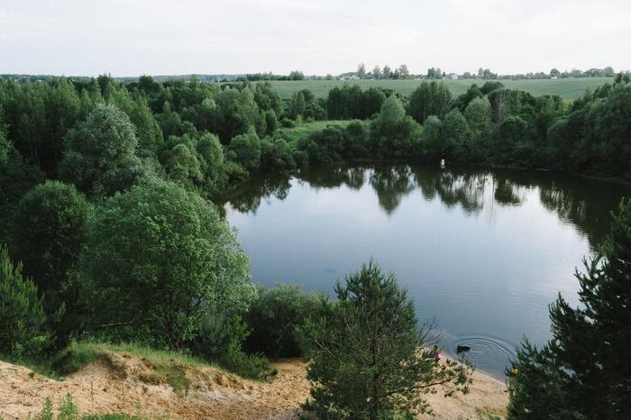 Лето-зима Фотография, Природа, Пейзаж, Беларусь, Тогда и сейчас, Не идеально
