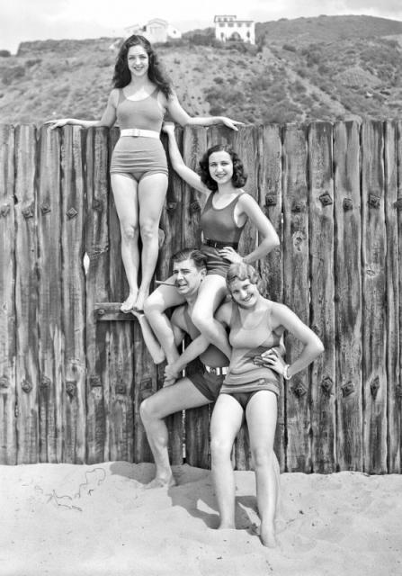 Интересные и редкие ретро-фотографии Часть 2 Старое фото, Редкие фото, Интересное, Длиннопост