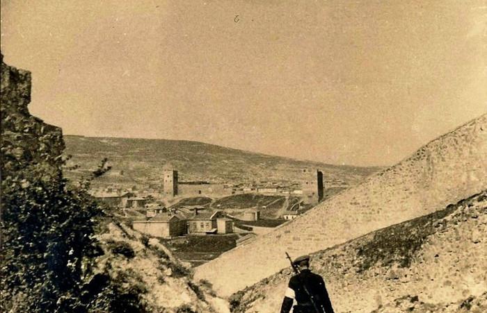 Старая Феодосия в фотографиях История в фотографиях, Феодосия, Длиннопост
