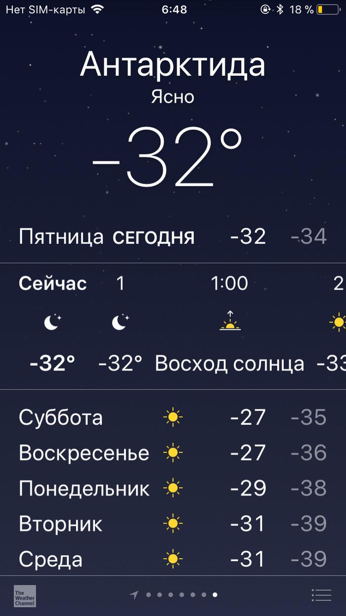 Филиал Антарктиды официально открывается в Новосибирске! Добро пожаловать! Погода, Мороз, Длиннопост