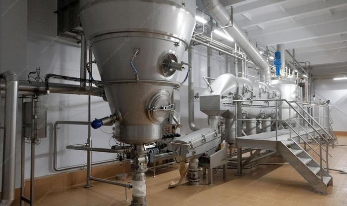 Первое в России производство лактозы запустили в Ставропольском крае Ставропольский край, Переработка молока, Импортозамещение, Россия, Производство, Российское производство