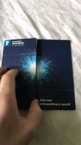 Эта рекламная брошюра бесконечна...