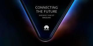 Huawei назвала дату анонса своего складного смартфона. Huawei, Смартфон, 2019, Анонс