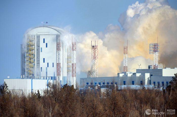 Роскосмос определился со стартовой площадкой для пусков свертхяжелой ракеты Роскосмос, Космодром Восточный, Стартовая площадка, Строительство, Сверхтяжелая ракета, Енисей, Запуск, Космос