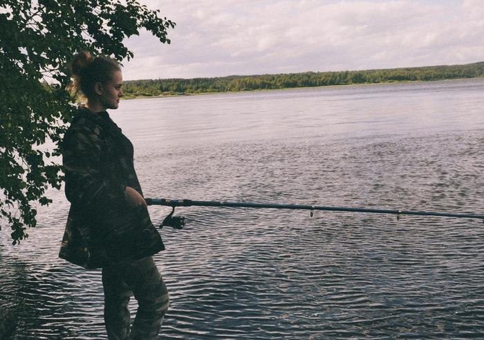 Поздняя рыбалка, или У страха глаза велики Юмор, Рыбалка, Рыбачка, Азарт, Случай из жизни, Длиннопост