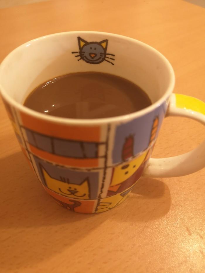 Сделай мне кофе... Заметки, Из жизни, Семейная жизнь, Забавное, История моей жизни, Реальная история из жизни, Не смешно, Смешное