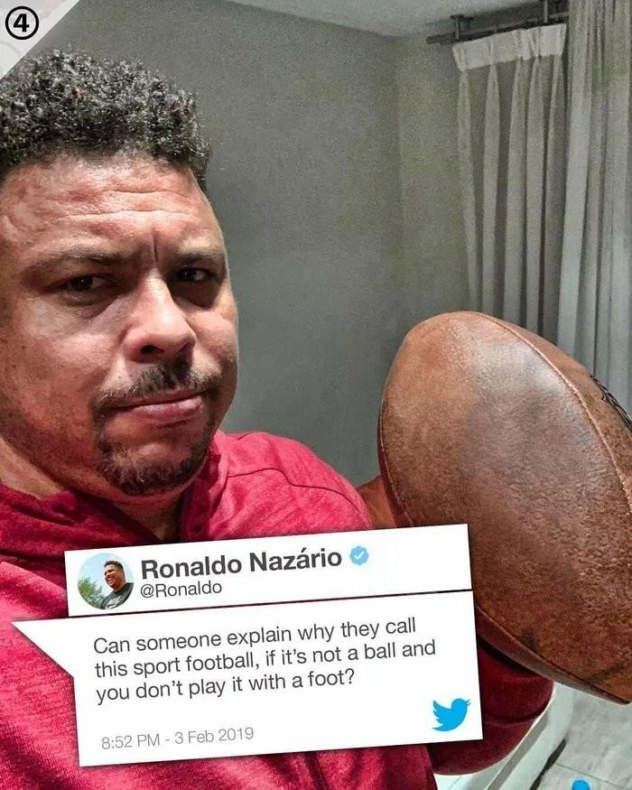 Роналдо тоже негодует Роналдо, Футбол, Юмор, Американский футбол, Twitter