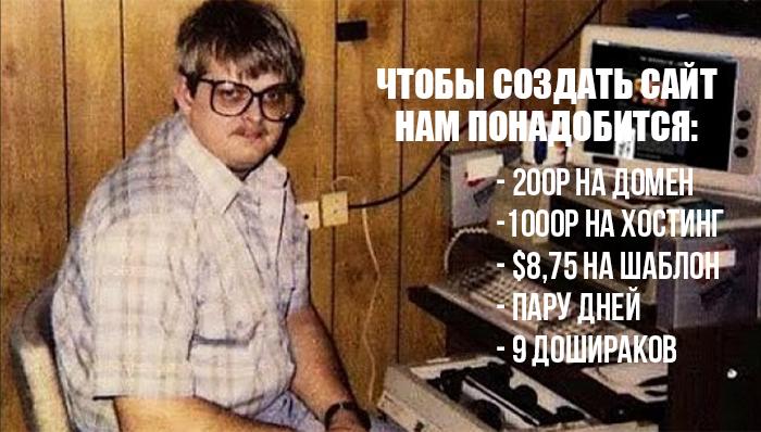 Интернет-магазин на коленке: во сколько обойдется запустить сайт? Бизнес, Малый бизнес, Интернет-Магазин, Cms, Сайт, Деньги, Свое дело, Гифка, Длиннопост