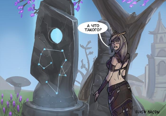 Поймут не только лишь все. Игры, Комиксы, Каджит, Elvenbacon, The Elder Scrolls, The Elder Scrolls Online