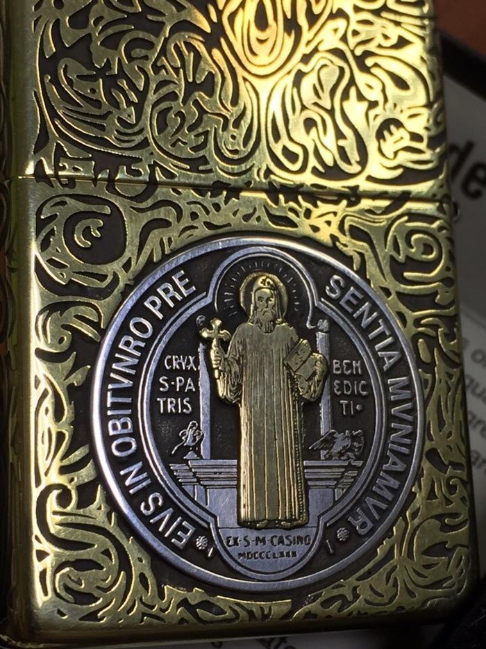Zippo Constantine с серебряными вставками или почему мне не жилось спокойно. Zippo, Лазерная гравировка, Бензиновая зажигалка, Длиннопост, Константин: Повелитель Тьмы