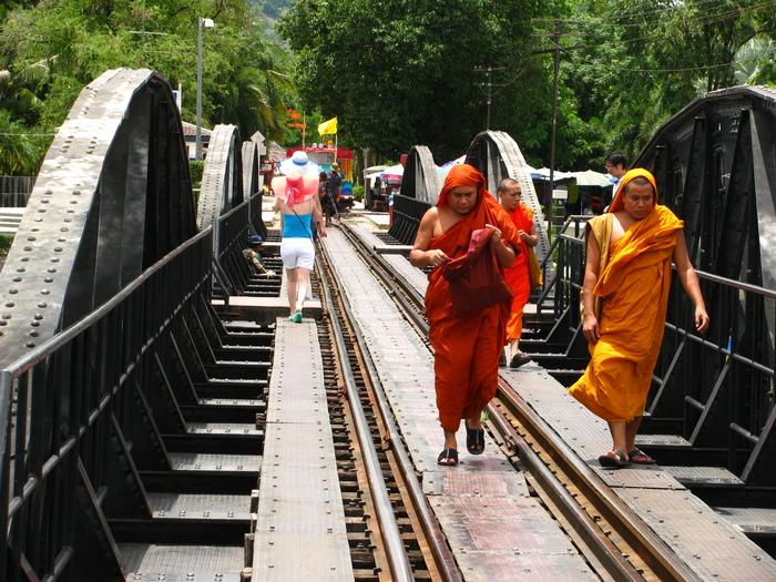Мост через реку Квай Мост через реку Квай, Таиланд, Вторая мировая война, Фильмы, История, Видео, Длиннопост