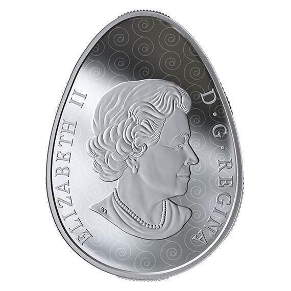 Королевский канадский монетный двор выпустит цветную серебряную монету Канада, Монета, Длиннопост