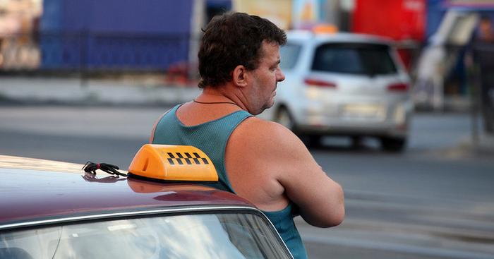 Таксист - это диагноз Москва, Такси, Общество, Бизнес
