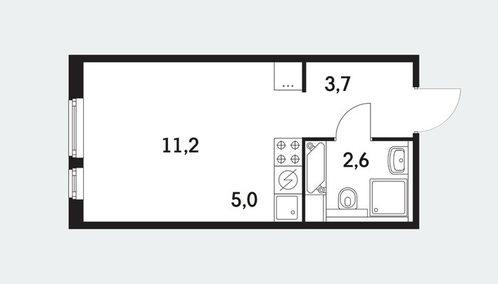 Как правильно выбирать планировку квартиры. Студии, распашонки или европланировки Длиннопост