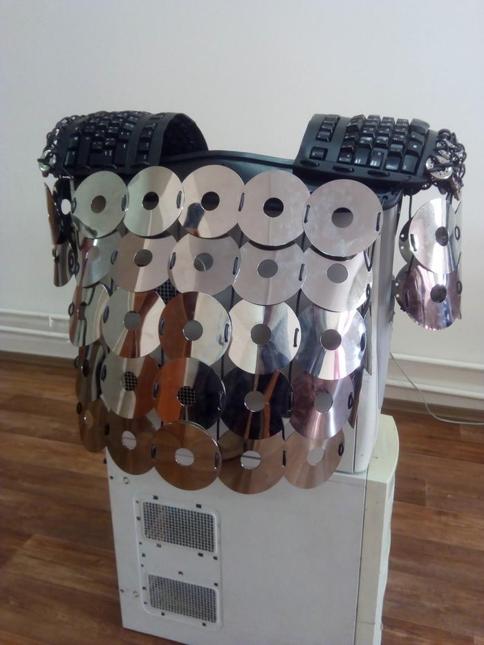 Кольчуга IT-шника своими руками