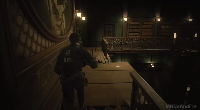 RE2 REMAKE Resident Evil 2: Remake, Resident Evil, Геймеры, Игры, Survival, Survival Horror, Playstation, Capcom