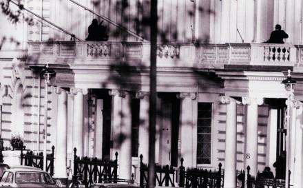 """По плану """"Нимрод"""". Антитеррор, Sas, Иран, Великобритания, Посольство, Захват, Террористы, 1980, Длиннопост"""