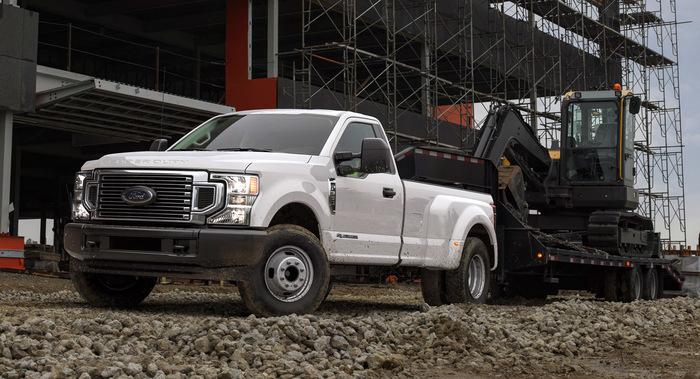 Обновленный пикап Ford Super Duty: дебют Годзиллы Ford Super Duty, Форд, Пикап, Длиннопост