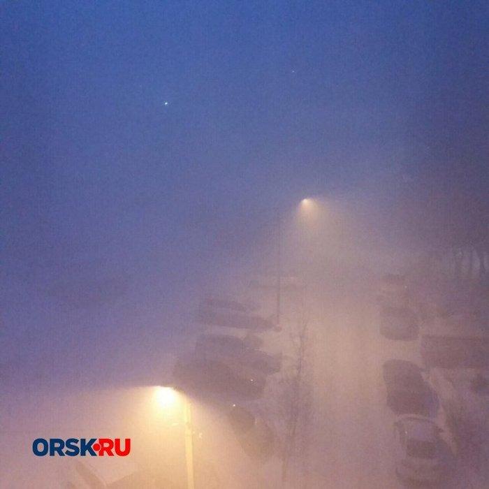 Ужасный смог над городом и Росприроднадзор, который не смог Орск, Экология, Экологическая катастрофа, Выброс, Оренбургская область, Росприроднадзор, Видео, Длиннопост, Негатив