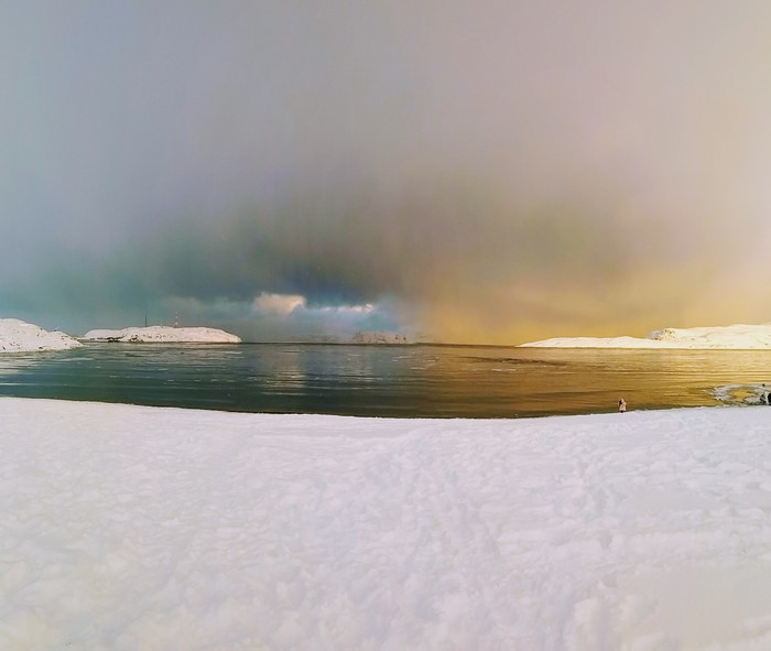 Крайний север Мурманск, Природа, Териберка