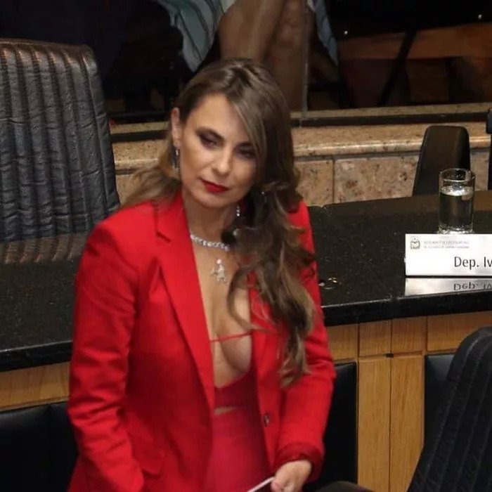 Бразильский федеральный сенатор, приведенный к присяге