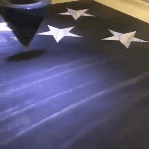 Как вырезают звезды