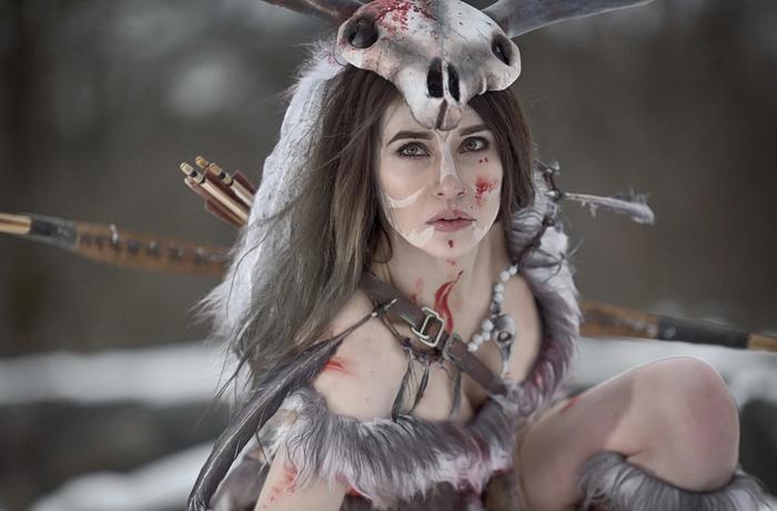 Немного косплейчика. Skyrim Косплей, The Elder Scrolls V: Skyrim, Длиннопост