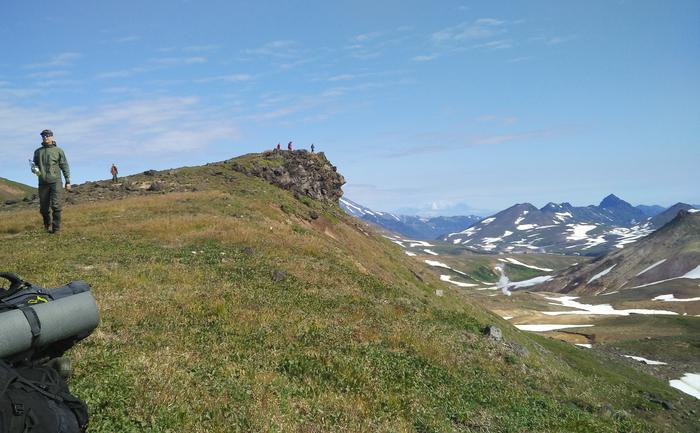 Как мы по Камчатке в поход ходили, часть 4 Камчатка, Природа России, Поход, Туризм, Длиннопост