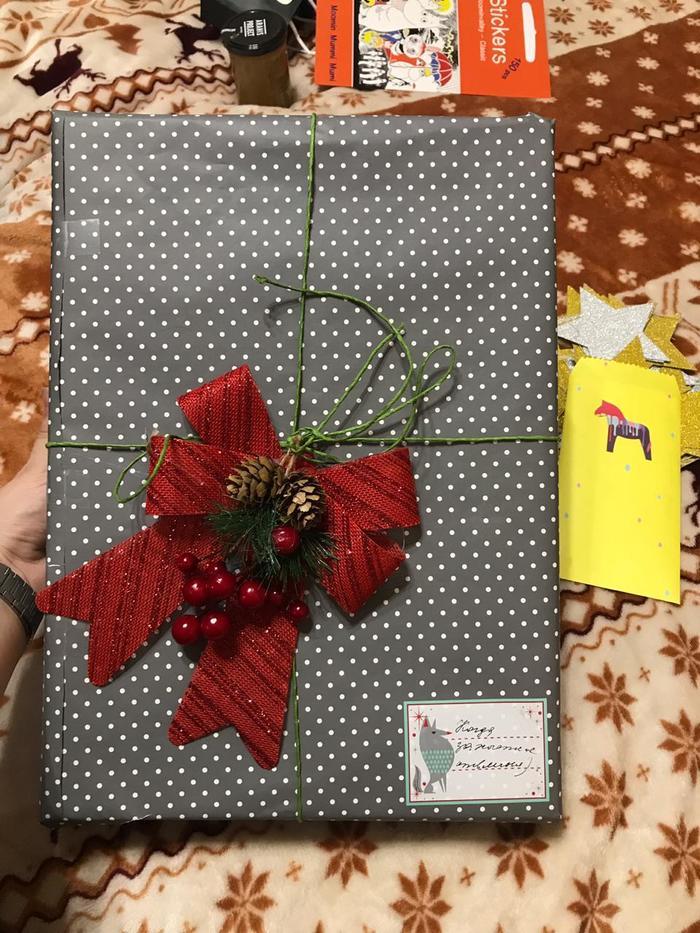 АДМ-альтруист из Обнинска в Якутск Отчет по обмену подарками, Тайный Санта, Обмен подарками, Обнинск, Длиннопост, Кот